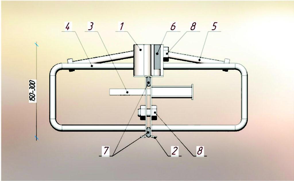 Фото схема деформационного шва